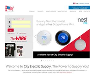 City Electric Supply BillPay